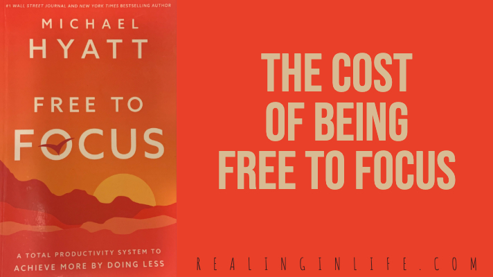 The cost of being free to focus